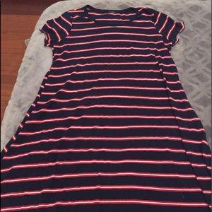 Retro Color Dress